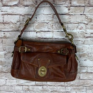 Coach Vintage 65th anniversary shoulder bag